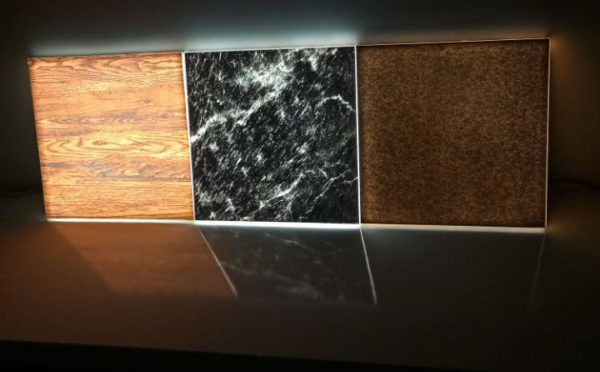 Shone LED Wall Tiles from Austeknis