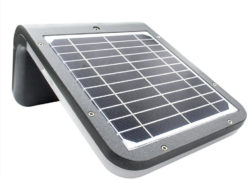 Solar Wall Lamp INX-01 from Austeknis