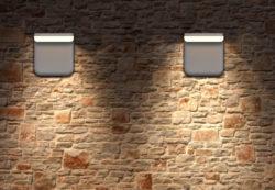 Solar Wall Lamp INX-01