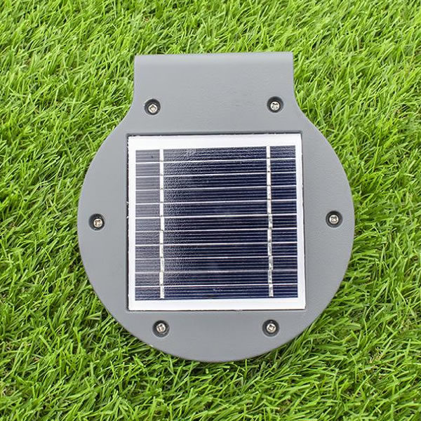 Solar Wall Lamp INX-02 top view