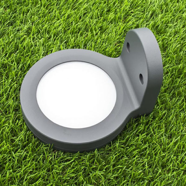 Solar Wall Lamp INX-02 upside down