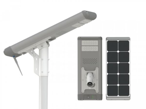Hyperion Series Smart Solar Street Lights HP3000